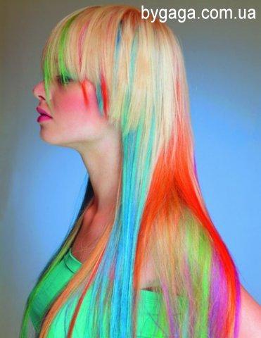 Картинки причёсок на средний волос - 52