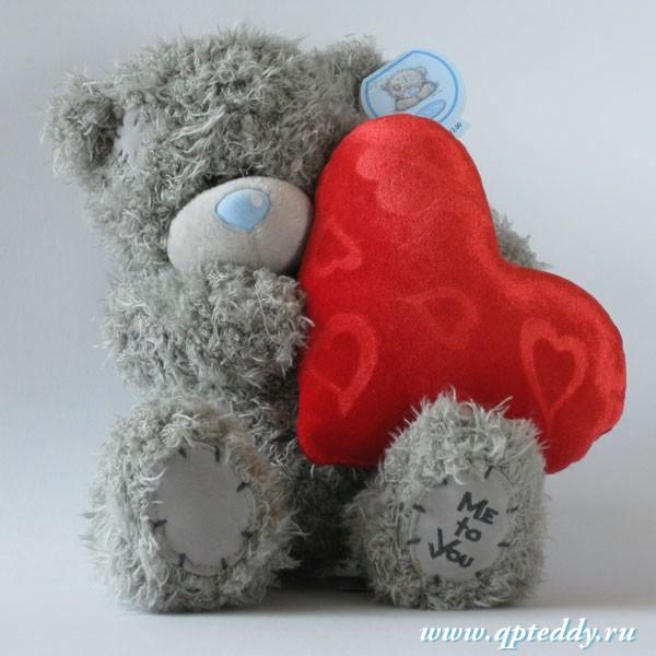 картинки мишки с сердечками я тебя люблю