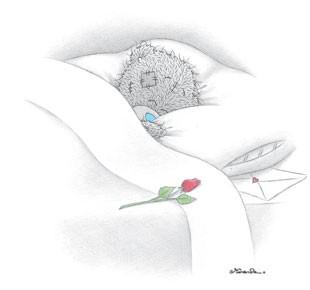 спокойной ночи мишки тедди картинки