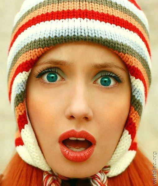 Красивые лица девушек 17 фото
