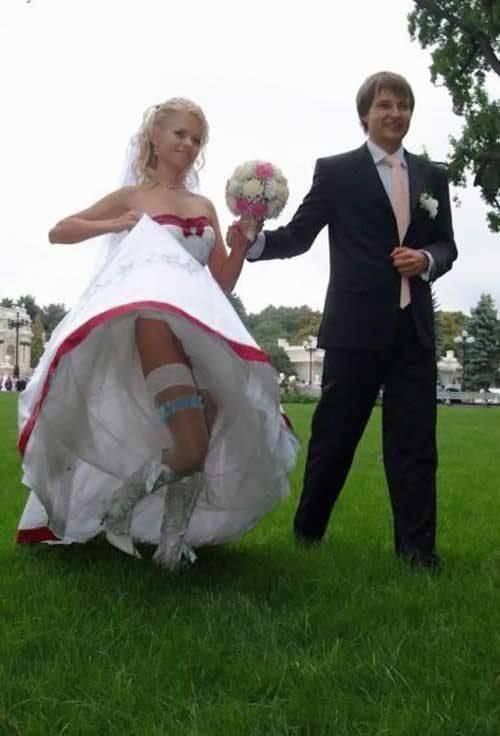 Трансы после свадьбы считаю