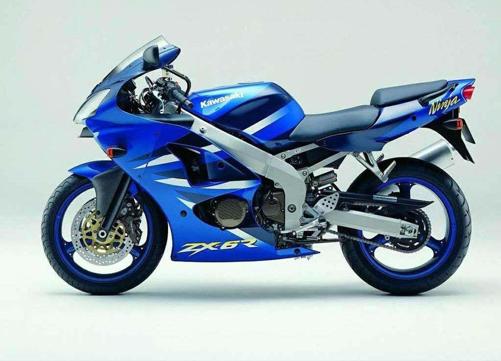 фото красивых мотоциклов спортивных #10