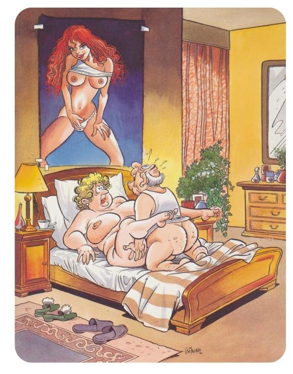 Рисованные картинки прикольные интимные