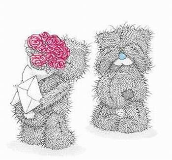 Рисунки Мишки Тедди (30 фото)