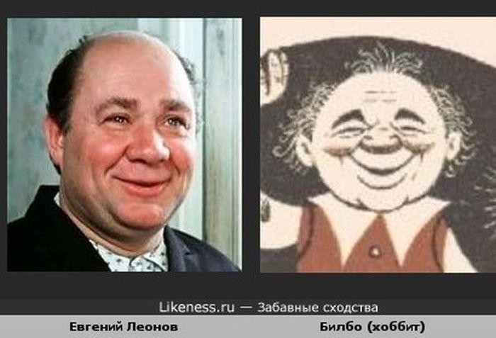 и персонажей, удивительно похожих ...: bygaga.com.ua/pictures/interesnoe-v-seti/6492-udivitelno-pohozhie...