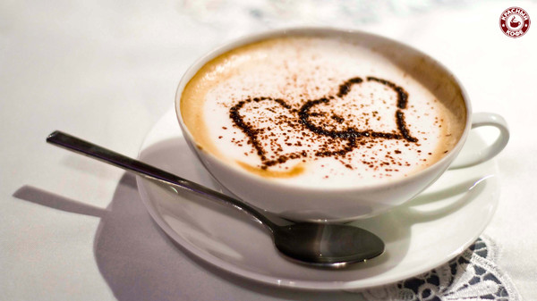 Доброе утро зима кофе животные картинки