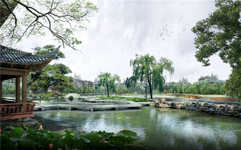 Красивые пейзажи китая 56 фото