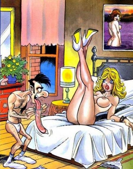 Прикольные картинки рисунки про секс.
