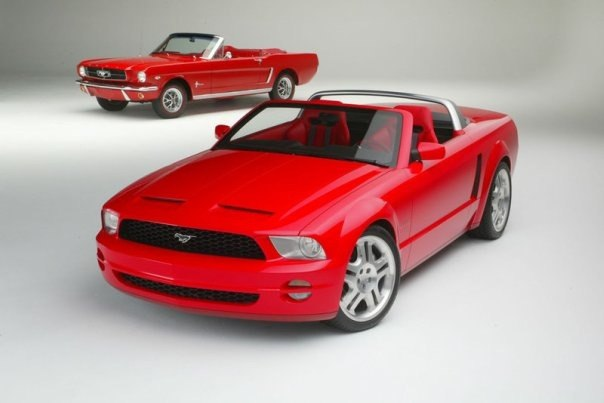Ford Mustang (65 фото)