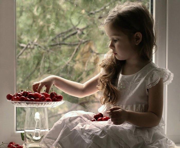 Милые и такие позитивные детки 58 фото