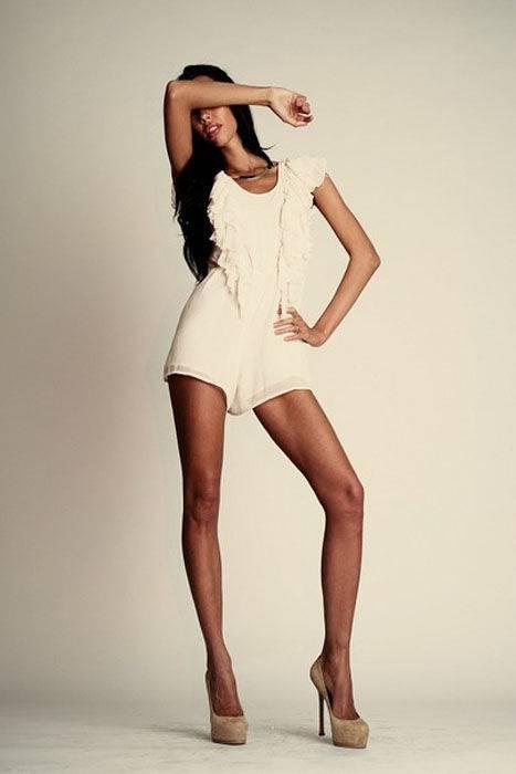 длинные ножки: