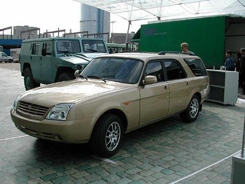 Редкие и опытные автомобили ссср 24