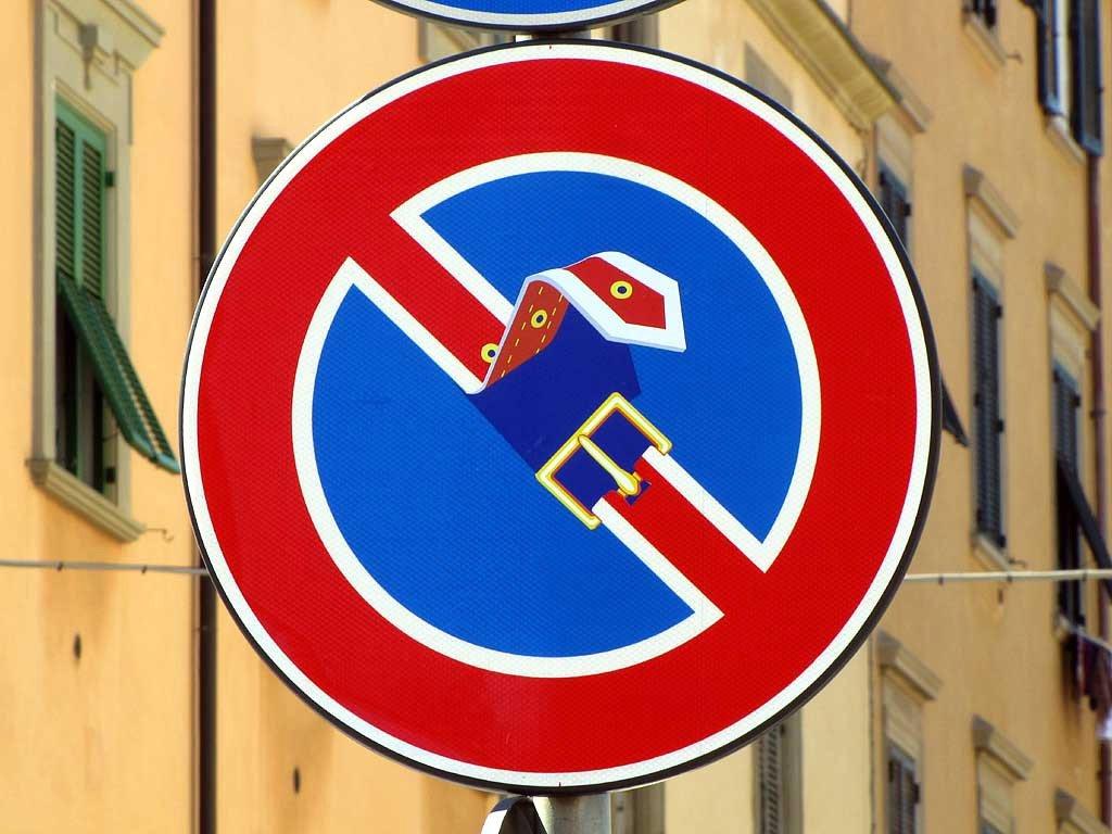 Прикольные дорожные знаки (16 фото): bygaga.com.ua/pictures/cool-pictures/11800-prikolnye-dorozhnye...