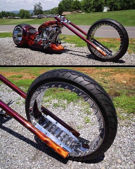 Необычные мотоциклы 30 фото