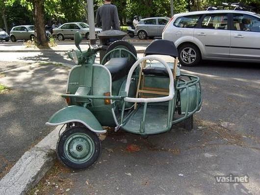 Мотоцикл с коляской — УРАЛ М-63 | Русские, советские и ...