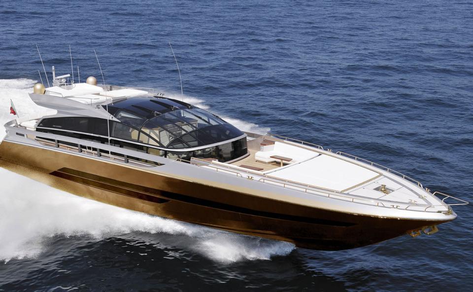 Рейтинг самых дорогих частных яхт в мире