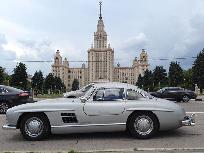 Легендарный автомобиль своими руками (91 фото)