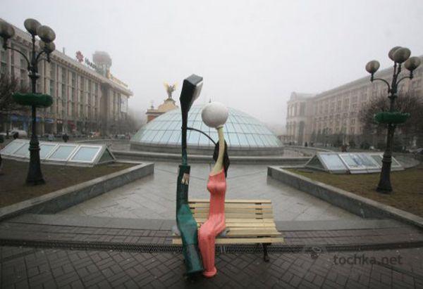 Памятники влюблённых (39 фото)