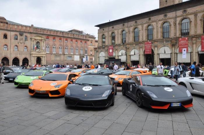 Lamborghini Grand Tour (48 фото)
