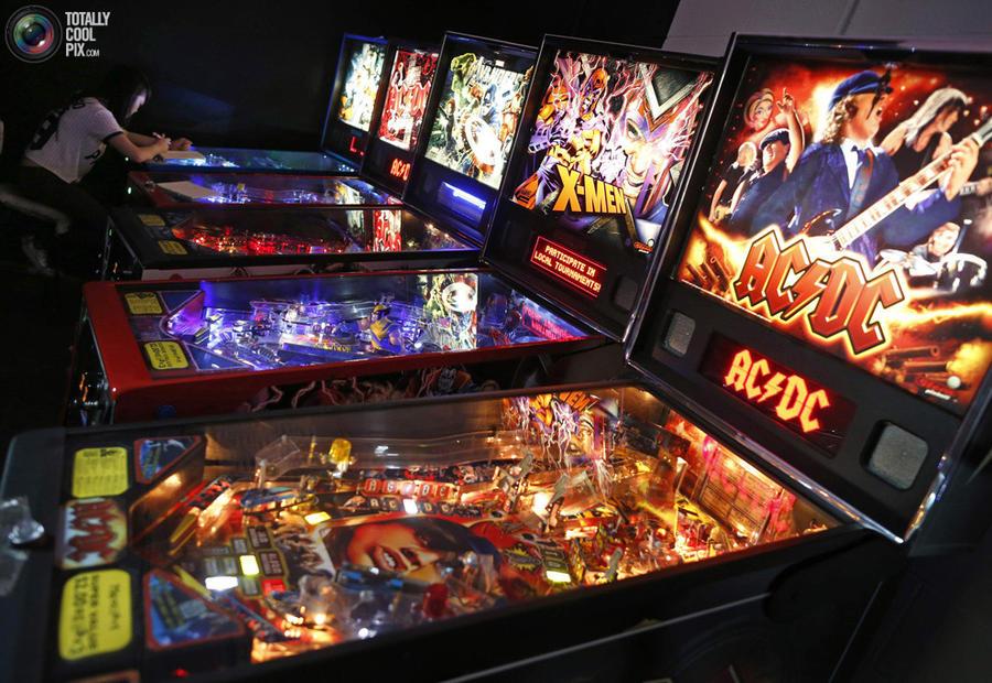 игровые автоматы принцип ра