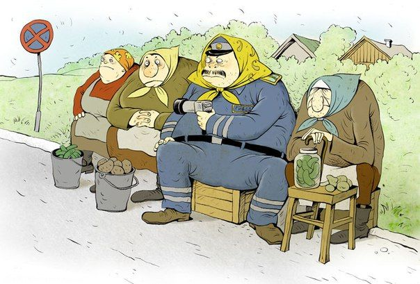 Новые и свеженькие карикатуры (34 фото)