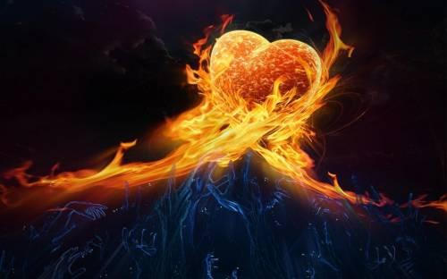 Красивые картинки про любовь и о любви (17 фото)