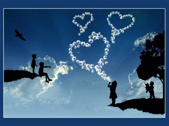Поцелуй любимому  День поцелуя  Открытки  Красивые открытки