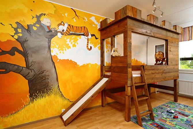 Крутые стили и дизайны комнат для