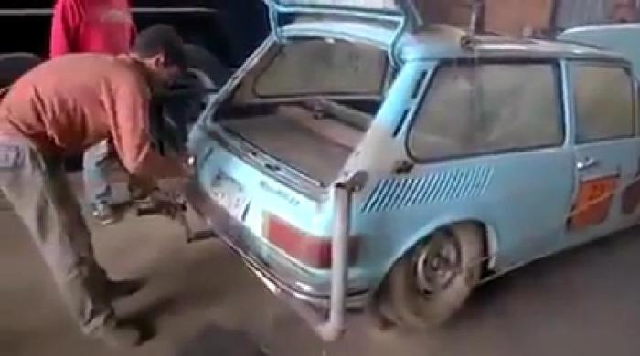 старый автомобиль петерсон слушать