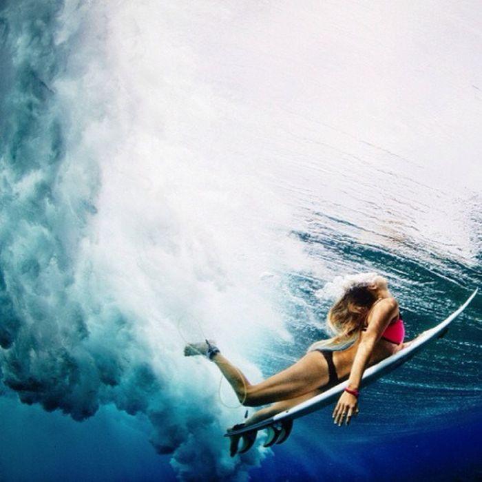 Фото обнажённые красивые девушки под водой 22 фотография