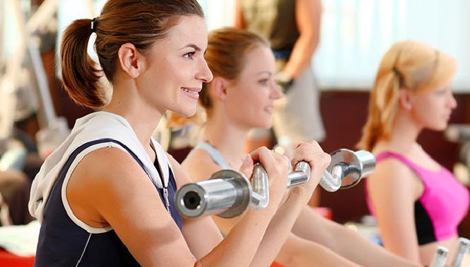 В качественных фитнес клубах с