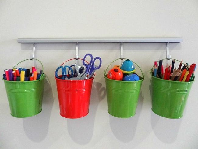 Идеи родителям для хранения детских вещей (15 фото)