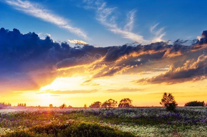 Романтично витая в облаках (20 фото)