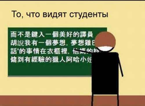 Интересные анекдоты про учёбу и студентов!)