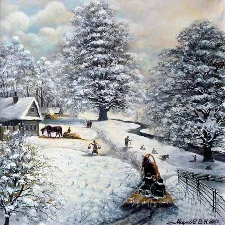 Зима 20