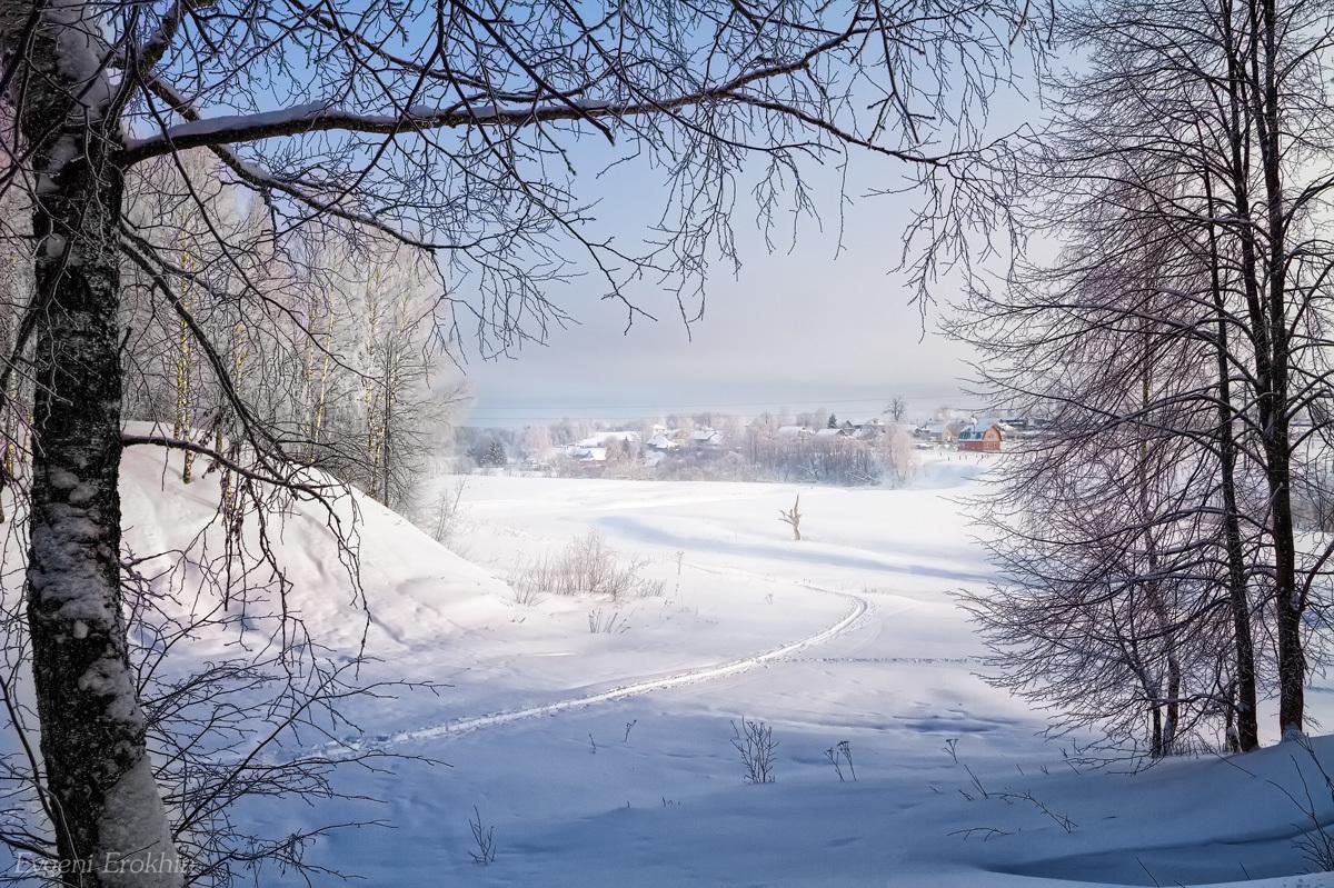 433 карточки в коллекции зимние, пейзажи» пользователя Gothica