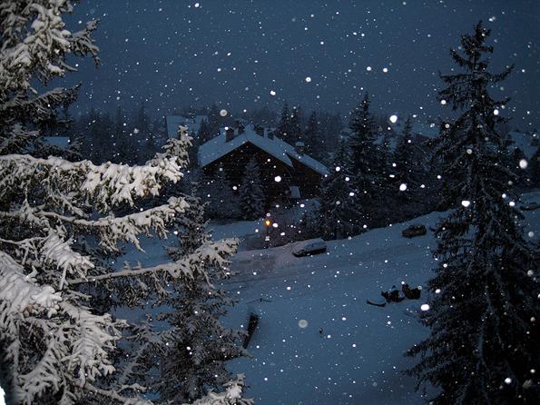 Картинки зима на хуторе