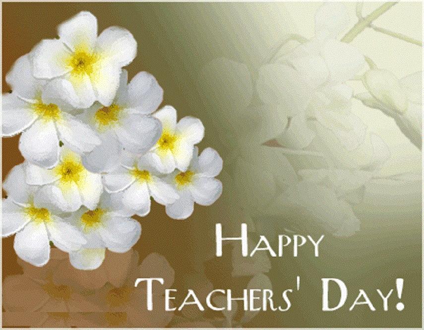Английское поздравление с днем учителя