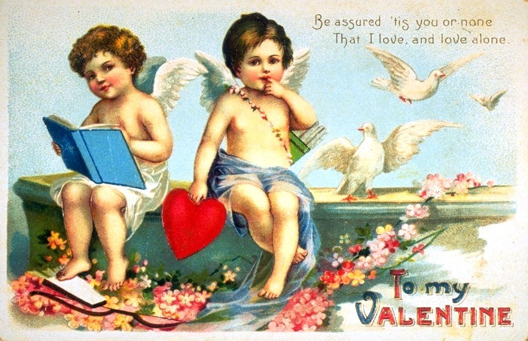 Похабное поздравление с днем святого валентина