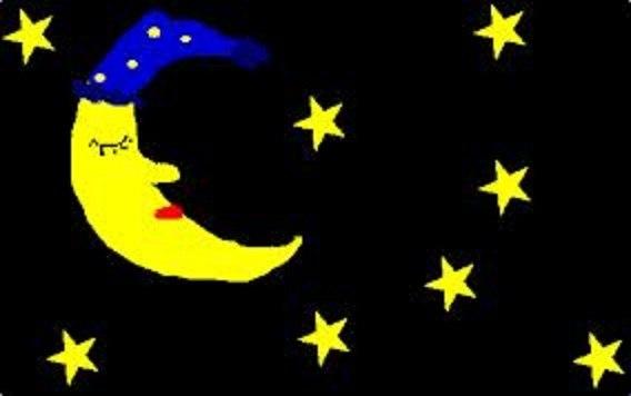 Красивые картинки любимому мужчине спокойной ночи 47