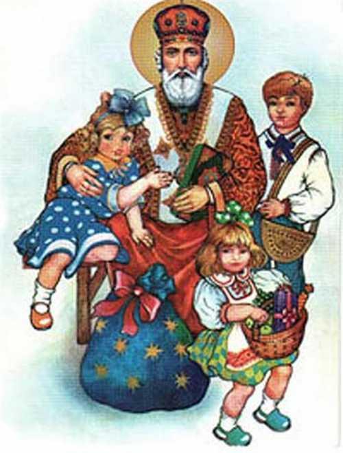 Весёлые поздравления в День Святого Николая!