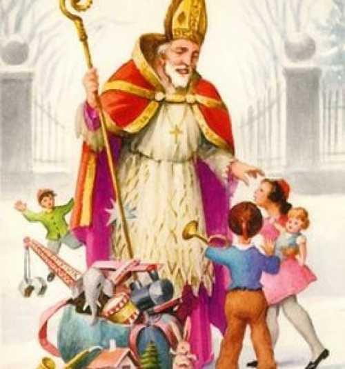 Поздравления-стихи на День Святого Николая!