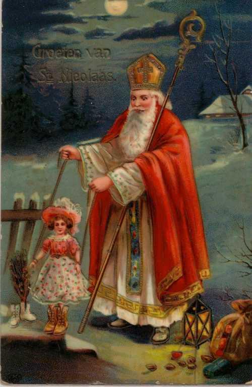 Поздравления ко Дню Святого Николая!