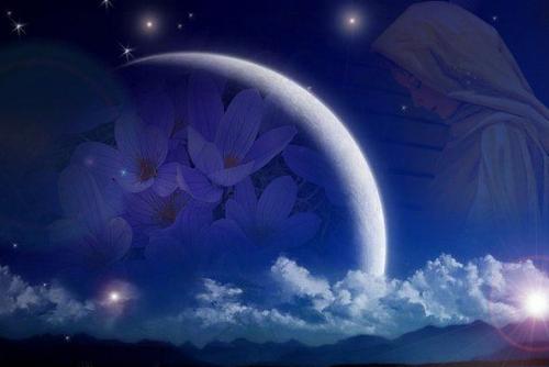 смс стихи знакомой на ночь