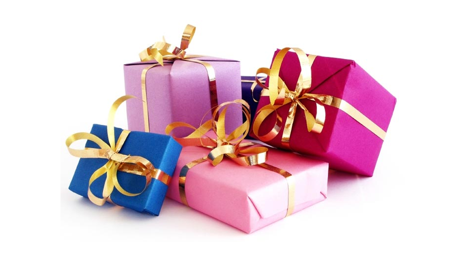 Много подарков для девушек 280