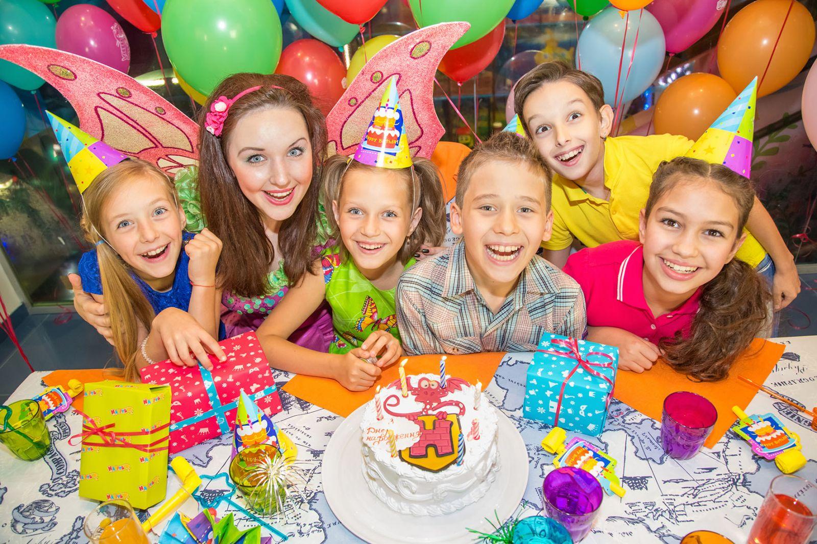 Какой конкурс на день рождения