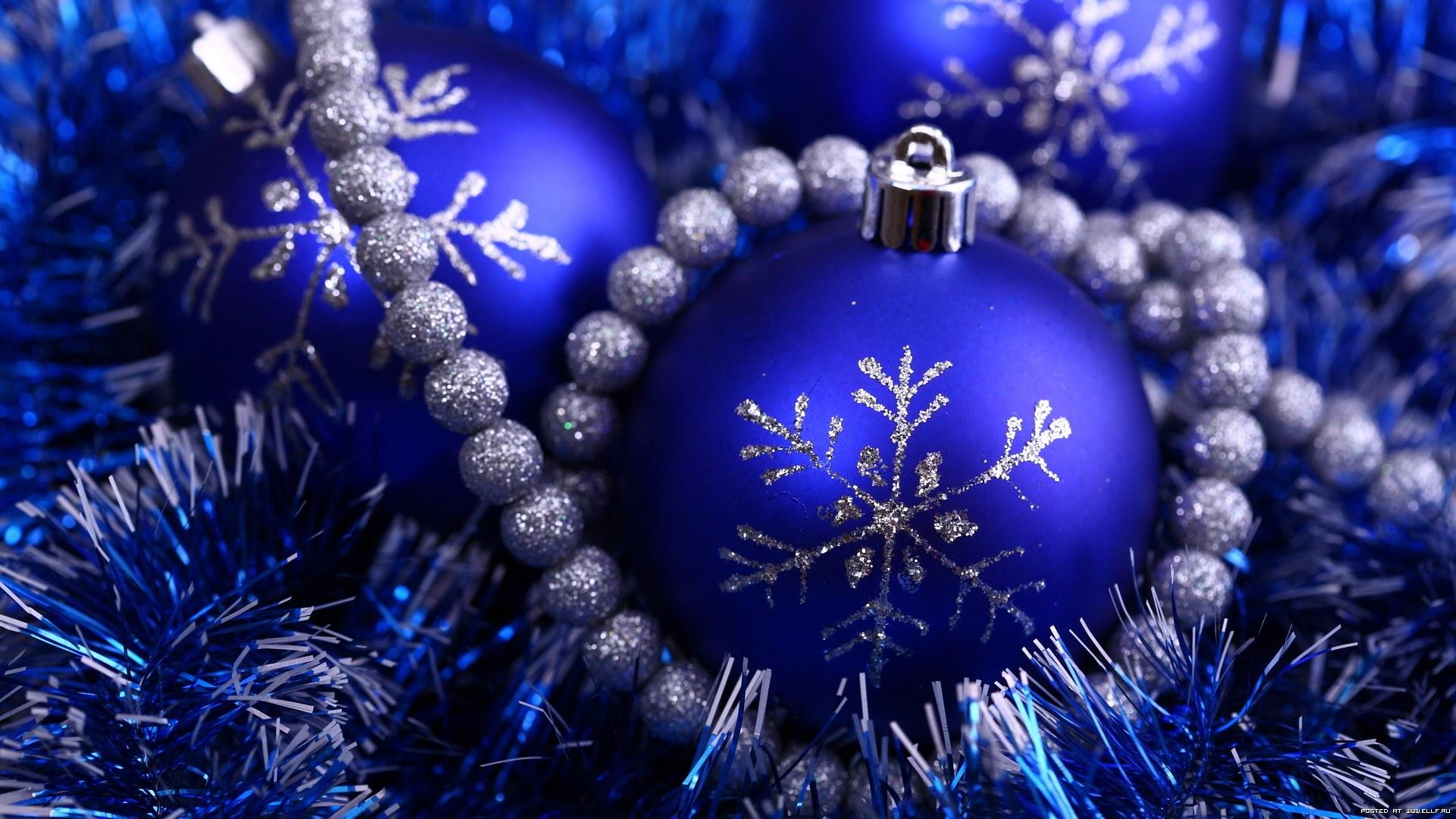 Зимние праздничные обои на рабочий стол