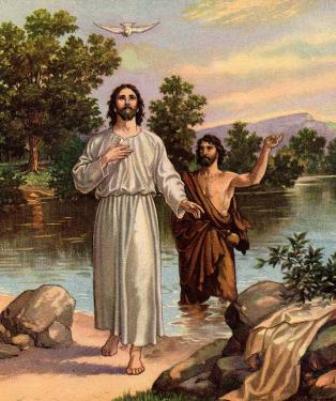 Светлые и добрые картинки на Крещение Господне (14 фото)