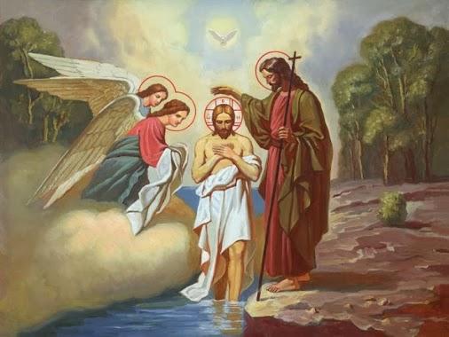 Крещение господня в картинках и поздравлениях