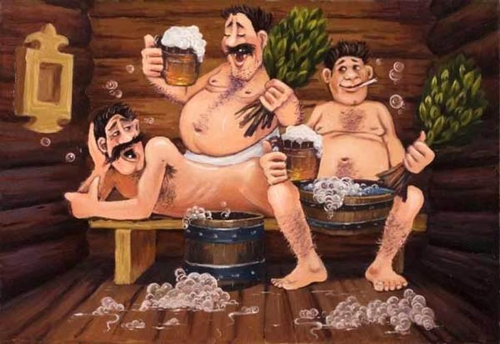 Обычные мужики в бане фото фото 248-193